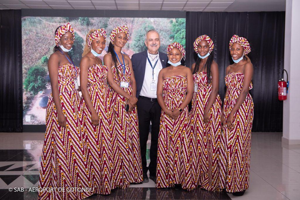 SAB Voeux 2021 © AFRIKAFUN